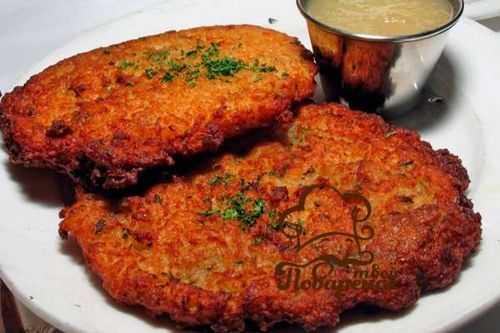 Блинчики с говяжьей печенью – очень вкусный рецепт