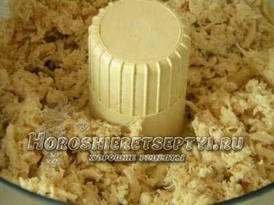 Как приготовить блины с курицей и грибами по рецепту с фото
