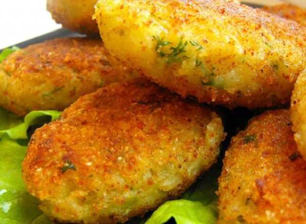 Морковно-картофельные котлеты постные: пошаговый рецепт с фото
