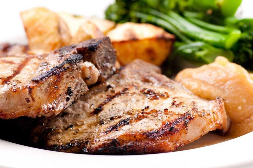 Мясо на кости рецепт с фото