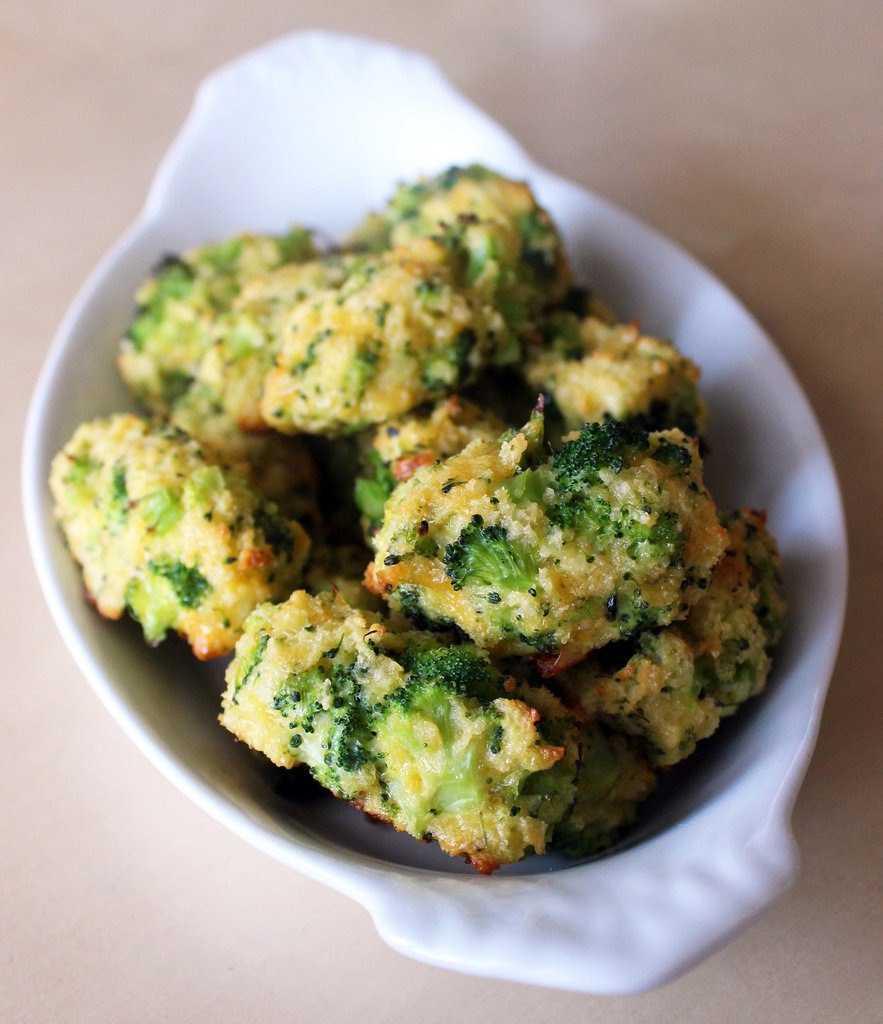Котлеты из брокколи рецепт с фото