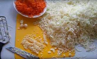Квашеная капуста горячим способом рецепт
