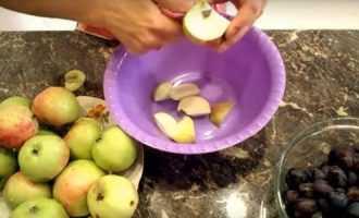 Компот из свежих яблок - рецепт яблочного компота с фото - ne-dieta