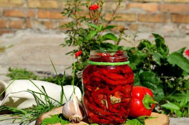 Болгарский перец – Перец полезные свойства – Перец сушеный