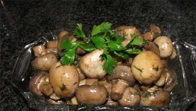 Как заготовить на зиму грибы валуи