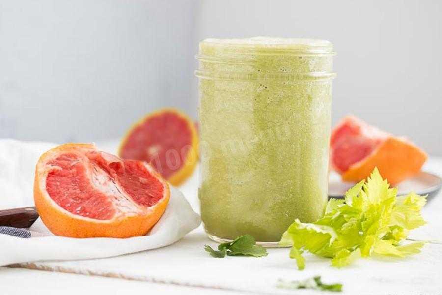 Рецепт похудения с грейпфрутом
