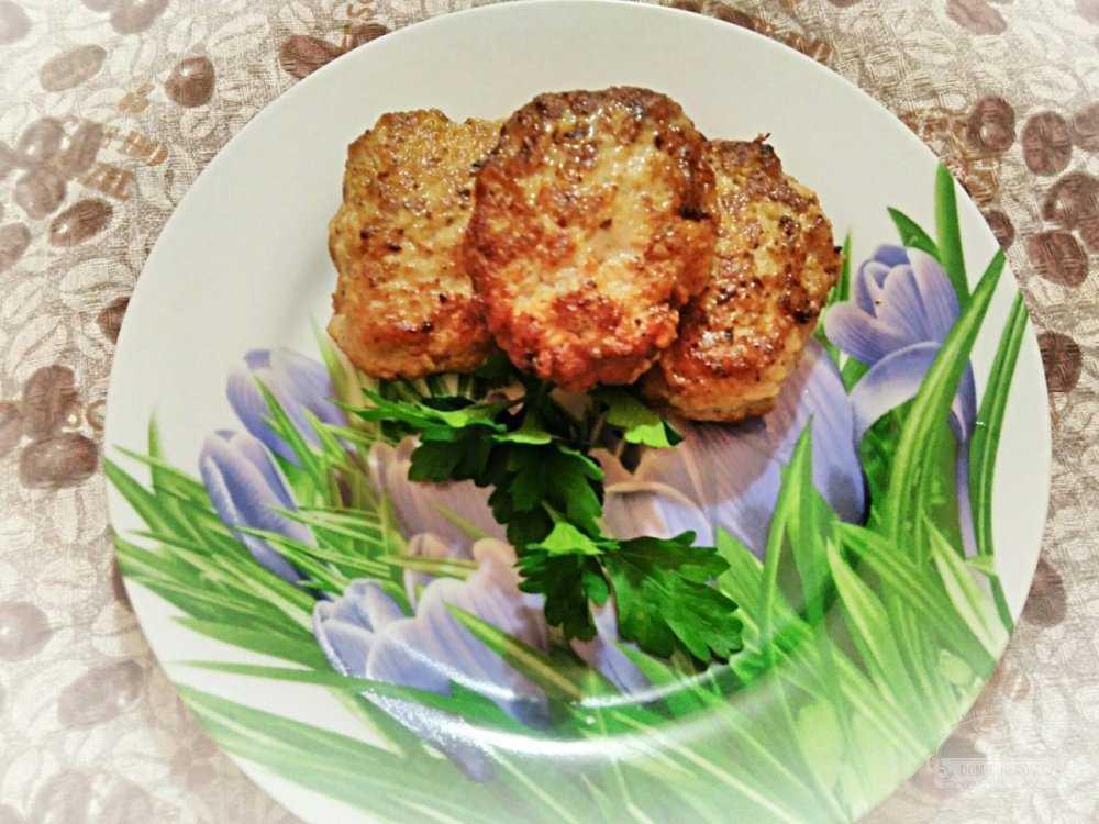 котлеты из филе индейки рецепты с фото барокко, примеру, приемлет