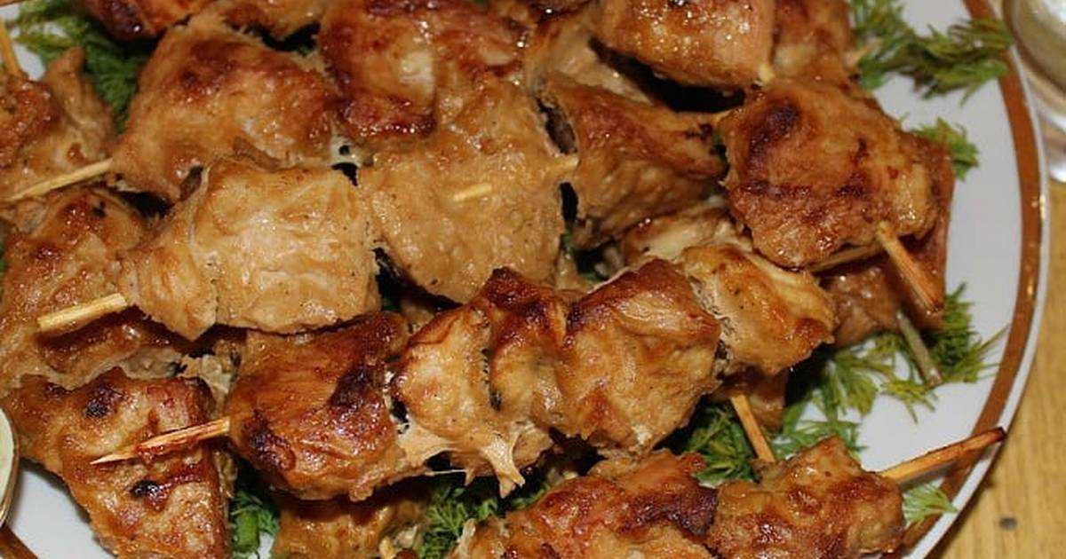 шашлык из куриных бедрышек рецепт с фото его проекте