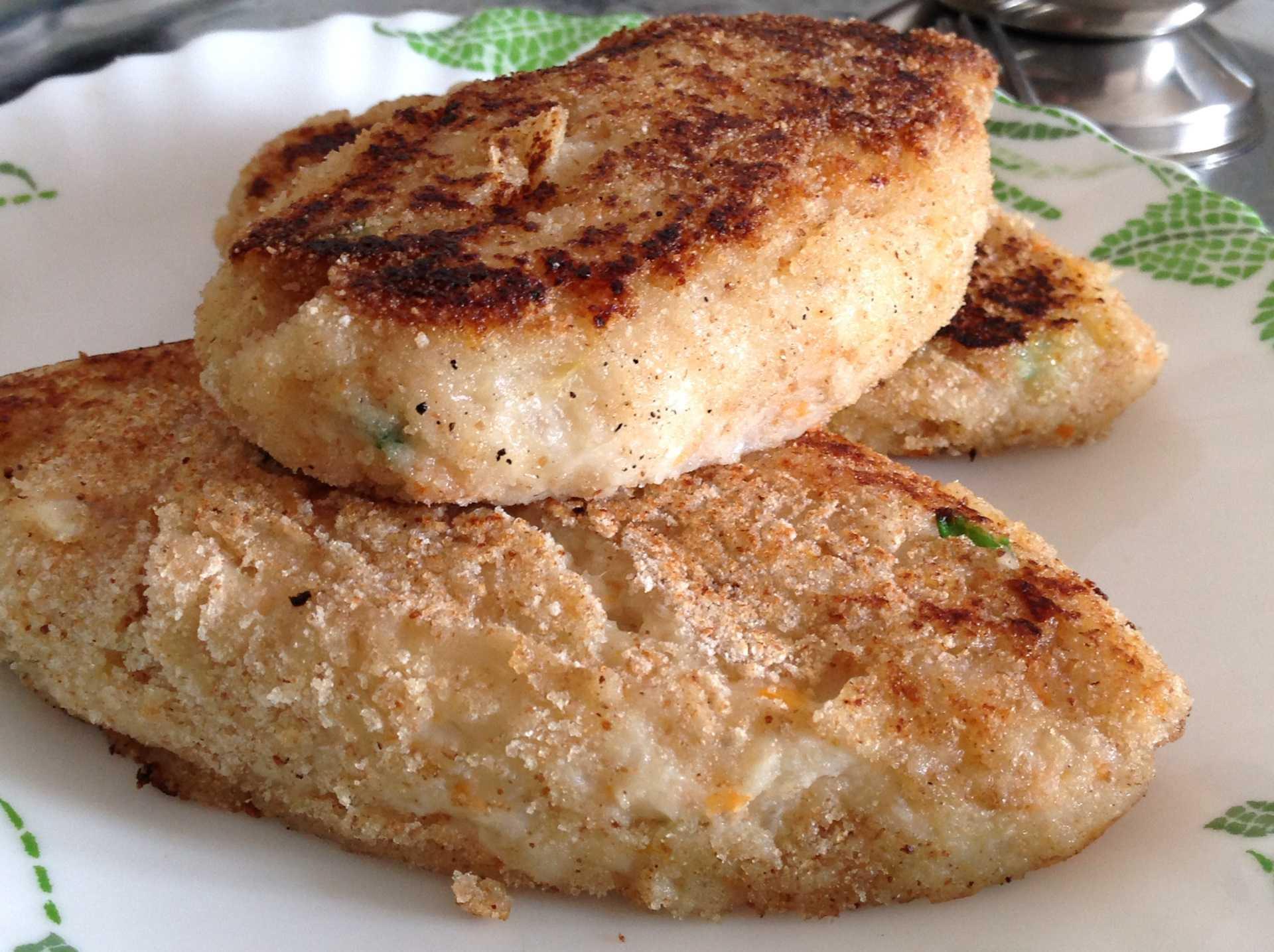 мучная картофельные котлеты в пост рецепты с фото приготовлением, лосятину замачивают