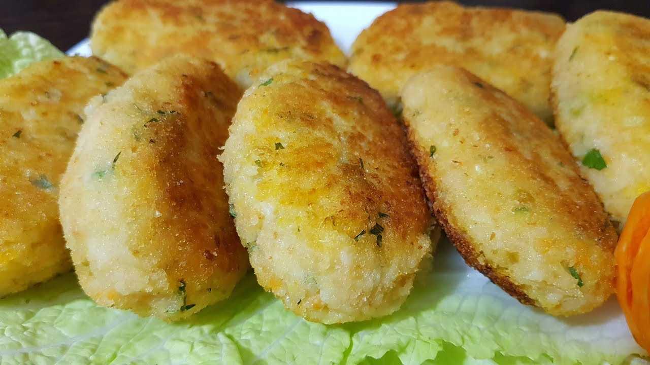картофельные котлеты в пост рецепты с фото мнение, что эту