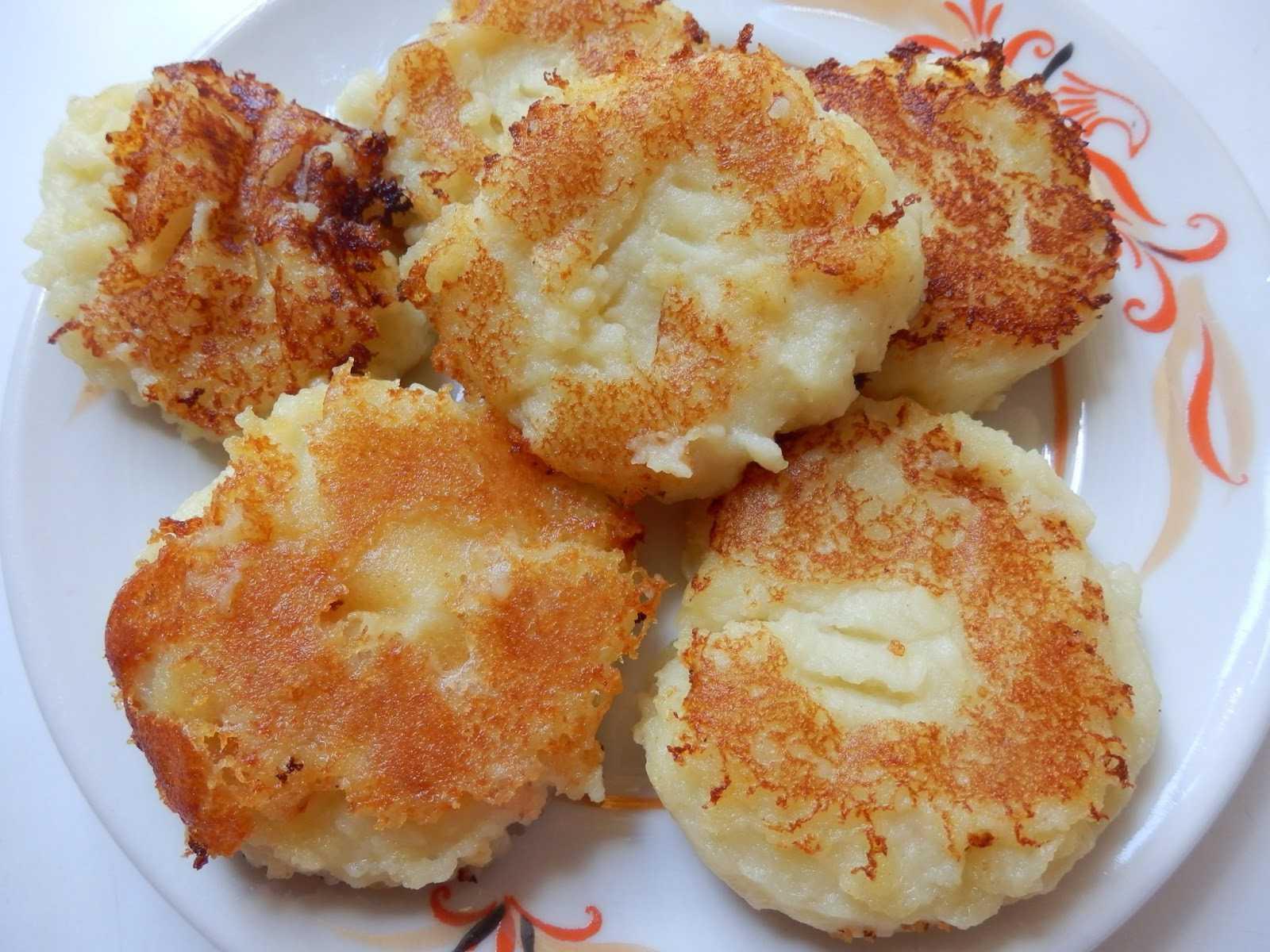 блюда из толченой картошки с фото пошагово вас прекрасно