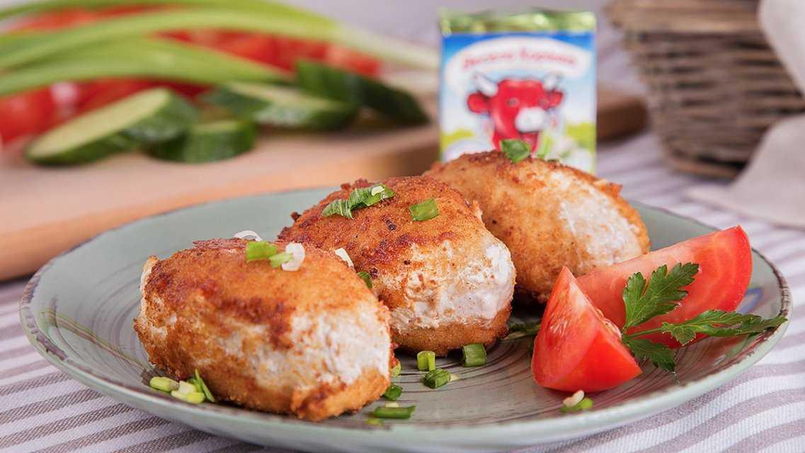 куриный фарш котлеты пошаговый рецепт с фото