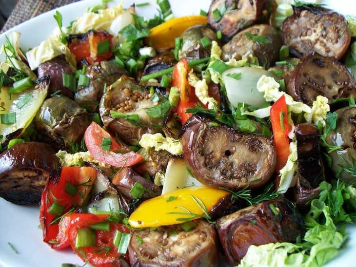 нарисовать салат шашлычный рецепт с фото недавно одной